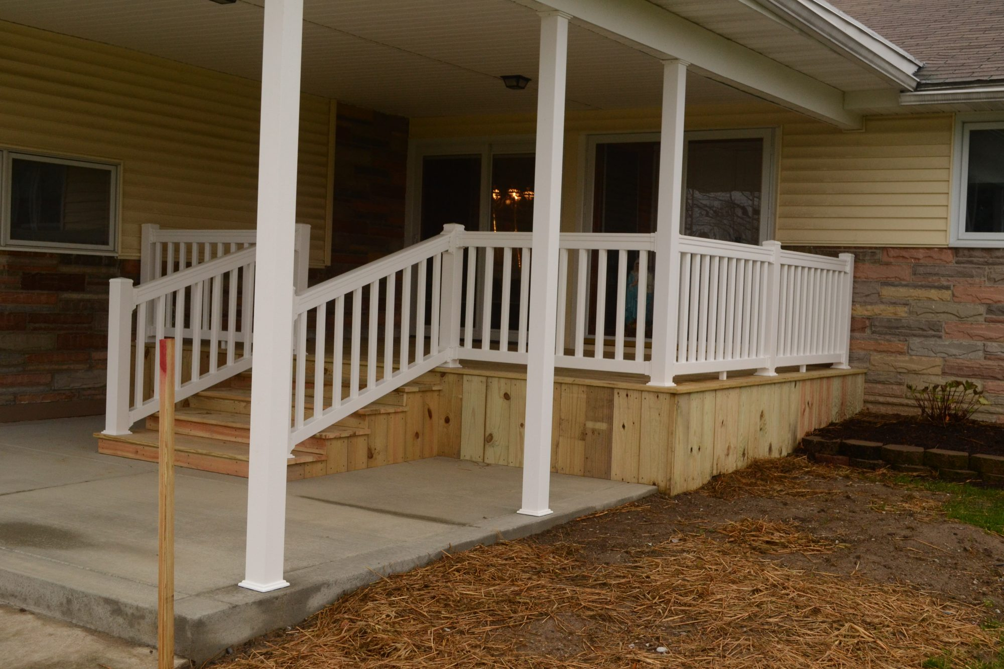Patio Roofs, Porches, and Decks Gallery - Kaz Home ...