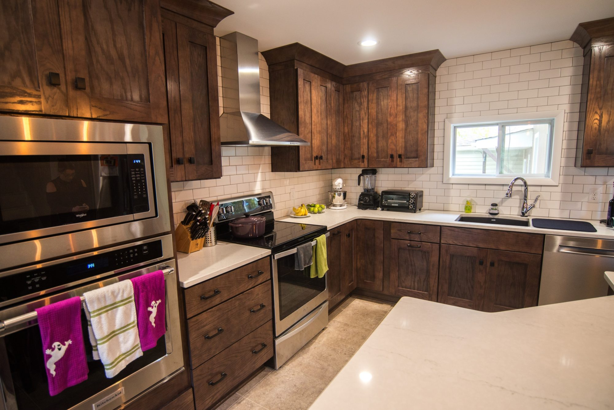Kitchen Remodeling Gallery Kaz Home Improvements